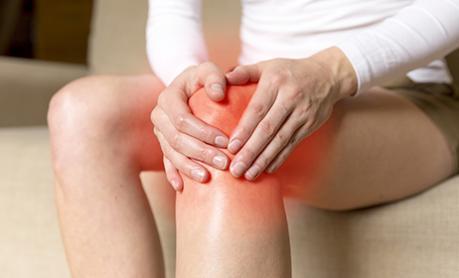 Douleurs genou